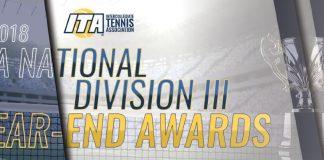 2018 ITA DIII National Awards