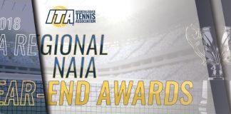 2018 ITA NAIA Regional Awards
