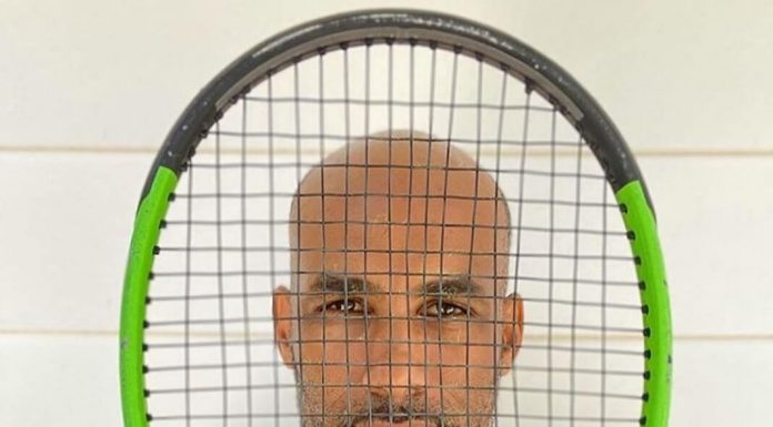 Behind The Racquet: Boris Kodjoe