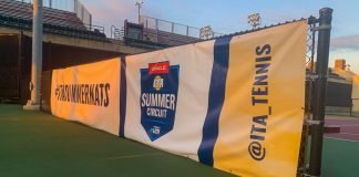 Opening Day of the Oracle ITA National Summer Championships