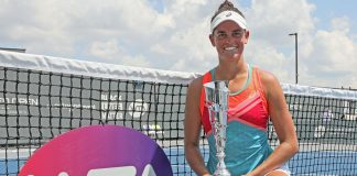 Jennifer Brady - WTA Tour - Singles Title - Top Seed Open