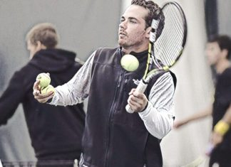 Cracked Interviews: Ross Wilson (NCAA) – Iowa Men's Tennis Head Coach [Podcast]