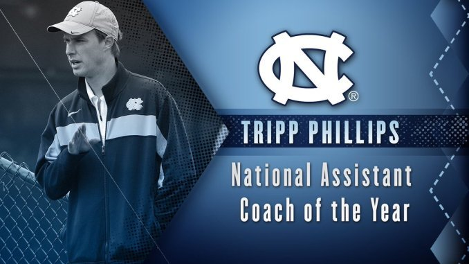 UNC Men's Associate Head Coach Tripp Phillips [Podcast]