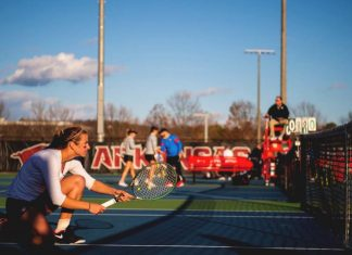 Arkansas Women's Tennis Host Ole Miss in Fall 2019