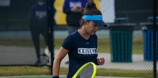 Keiser Women's Tennis