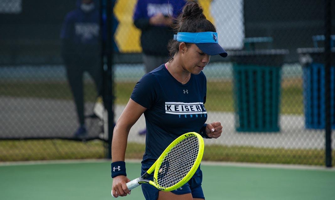 Keiser Women's Tennis
