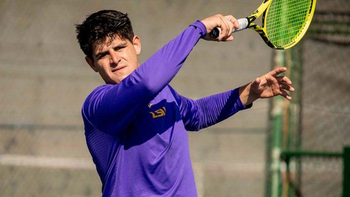 LSU Men's Tennis
