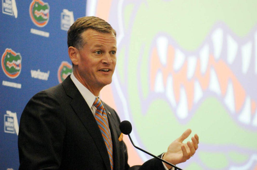 Scott Stricklin - Athletic Director at the University of Florida