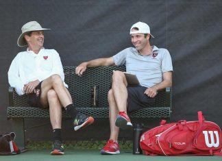 Harvard men's tennis