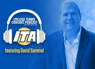 David Sammel of Mindset College joins us on the College Tennis Coaches Podcast