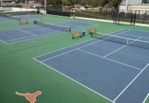 The University of Texas Tennis Center