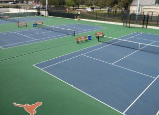 The University of Texas Tennis Center