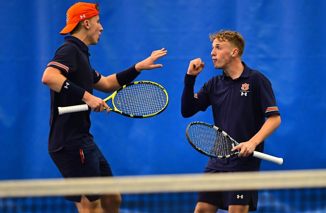 Auburn University (NCAA Division I) Competes During Dual Season
