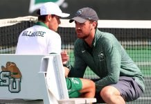 Stetson University men's tennis