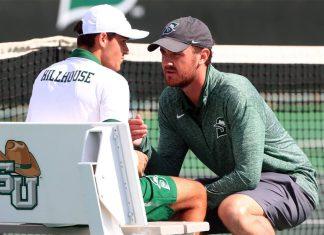 Stetson University men's tennis