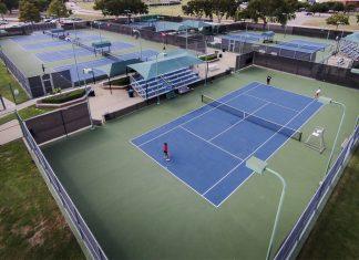 SCC Tennis Courts