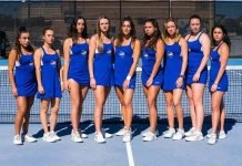 Angelo State Women's Tennis